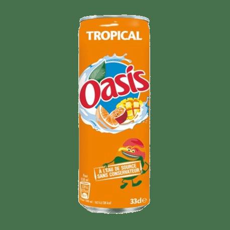 Oasis tropical Boissons & Desserts