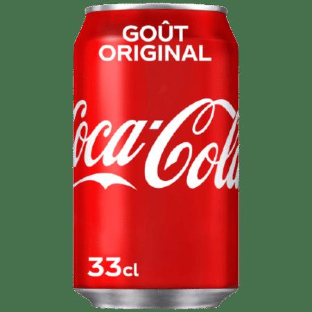Coca cola Boissons & Desserts