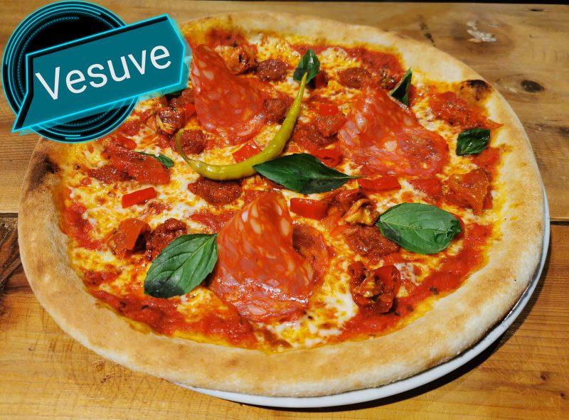 Vesuve Pizza