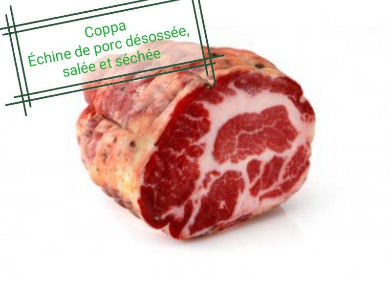 Coppa Produits Italiens