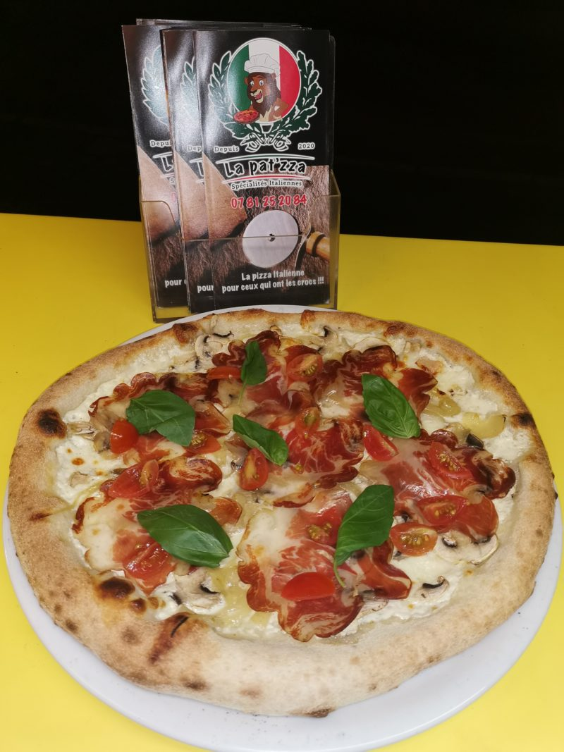 Maurienne Pizza
