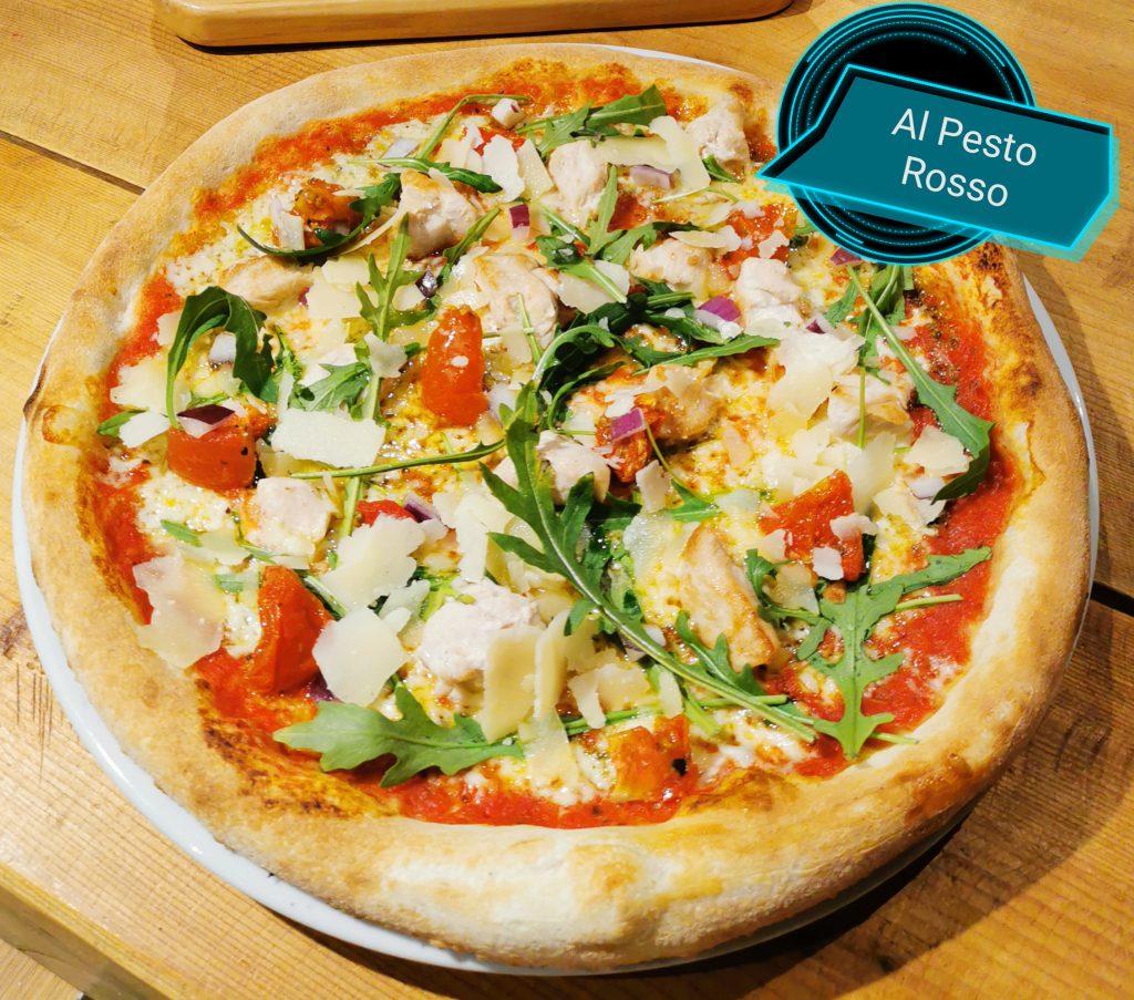 La Patzza Pizza Italienne